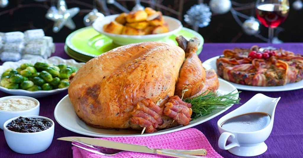 A Godwick Turkey for Any Size of Plate