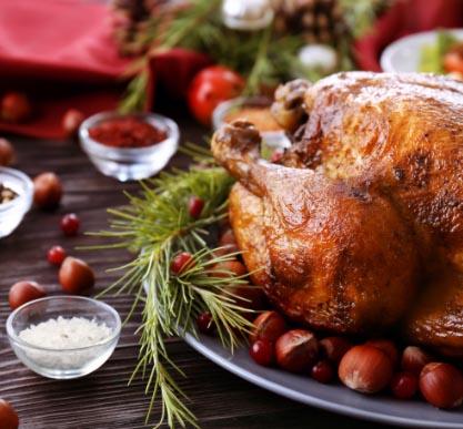 Godwick Bronze Turkey