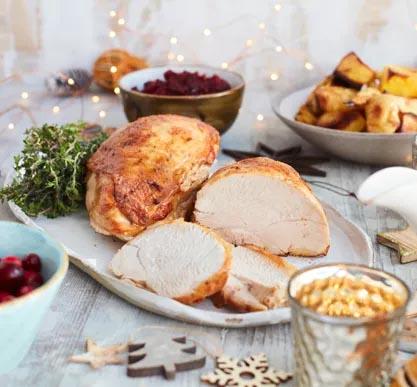 Godwick Turkey Breast Rolls